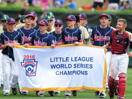 Endwell, New York gives USA thrilling Little League World Series title-636080030004571612-2016-08-28-york2-jpg