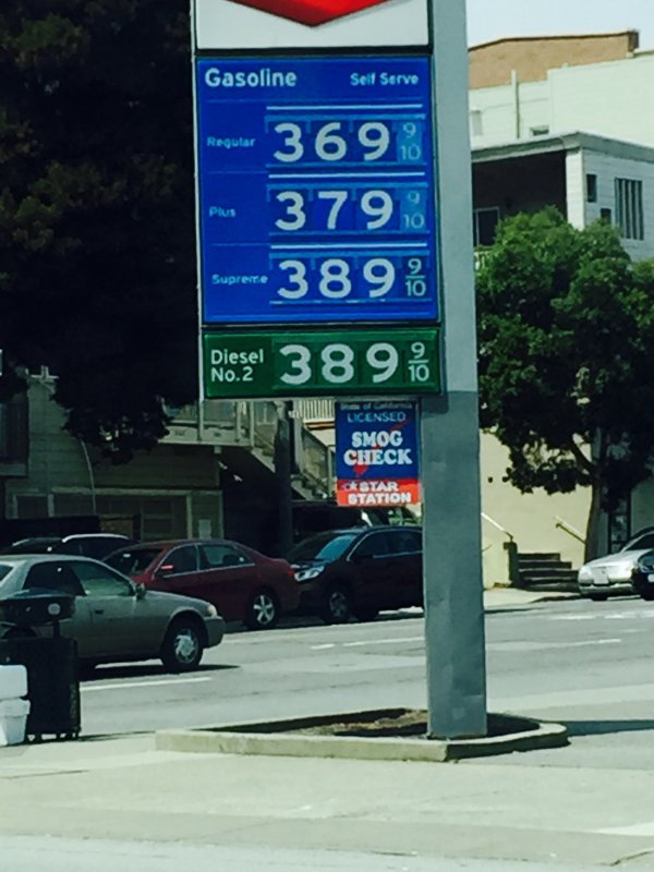 Gas prices in your area-image-jpg