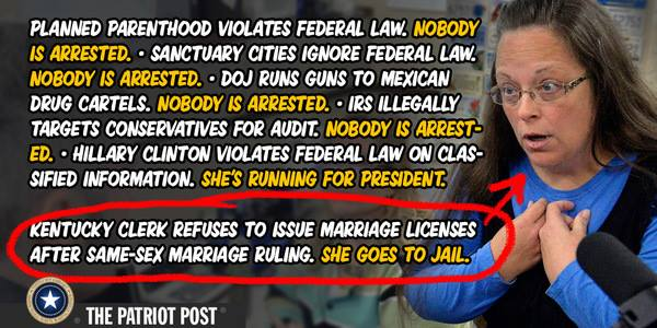Ky. clerk jailed for refused to issue gay marriage licenses-11220464_1030904470282952_3182150835209575254_n-jpg