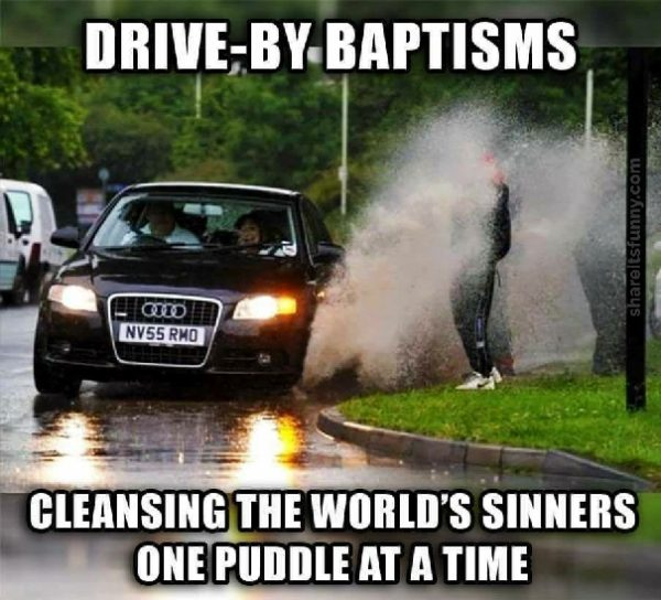 Funny Pictures, Sayings and Cartoons-drive-baptism-600x544-jpg