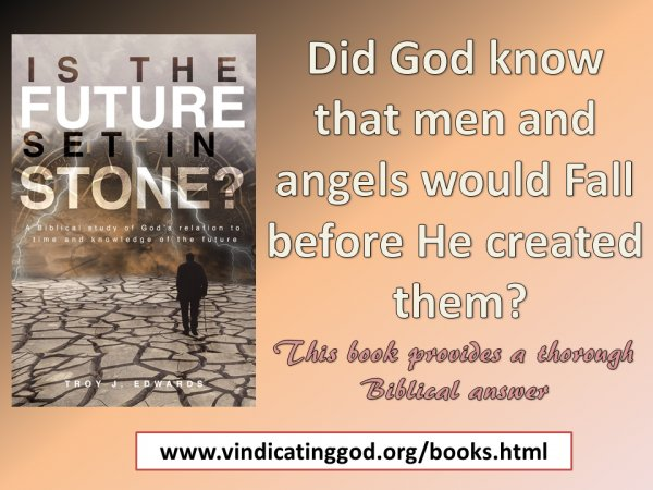Is the Future Set in Stone?: A Biblical study of God's relation to time and knowledge of the future-god_future-ad2-jpg