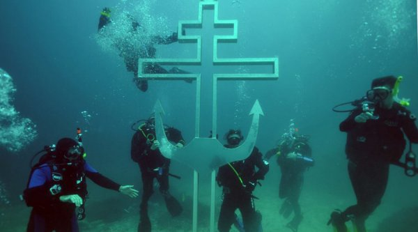 Didn't want this to get lost in the 'Another Pastor Commits Suicide' thread. Testimony.-underwater-church-crimea-jpg