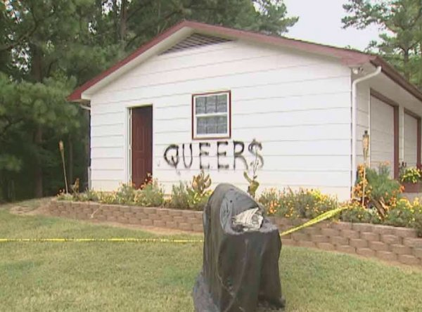 Lesbian couple set fire to home then claimed it was a hate crime: Jury-queers-jpg