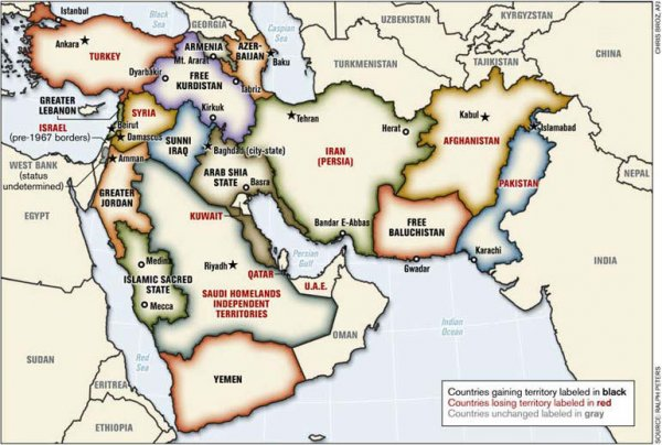 ISIS' 5 year plan for conquest-project-middle-east-jpg