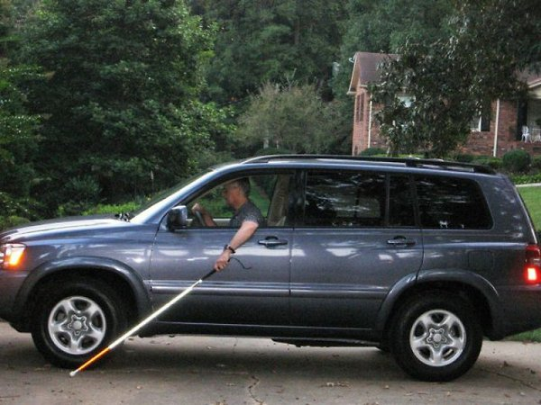 Name:  blind man driving with walking stick dr heckle funny photo blog.jpg